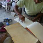 feb 2013 stone carving workshop 1